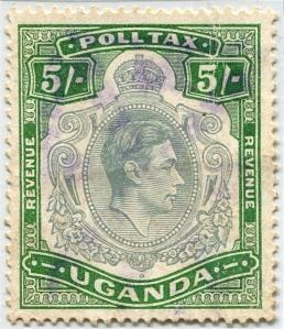 5 Shilling Poll Tax001